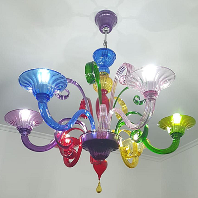 ARLRCCHINO-colorful-modern-murano-chandeliers