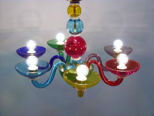 Modern-Murano-glass-chandeliers-Bubble
