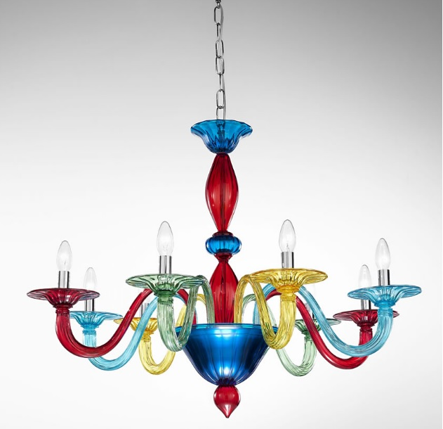 MORETTINA-colorful-modern-murano-chandeliers