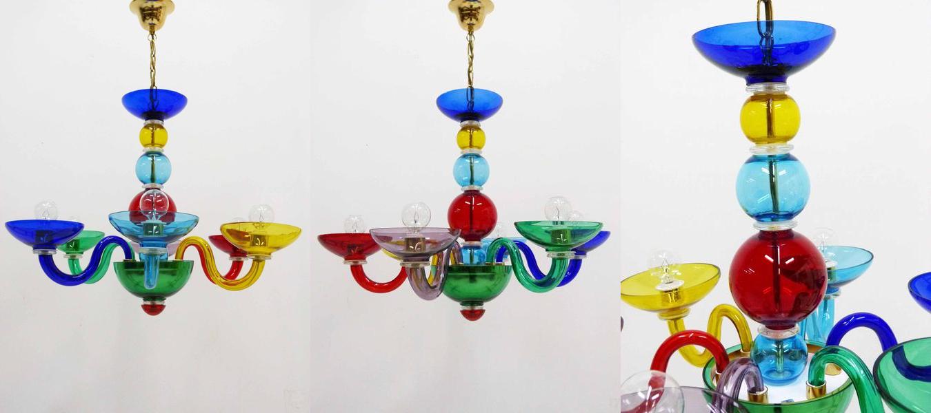 murano-modern-bubble-chandeliers-glass