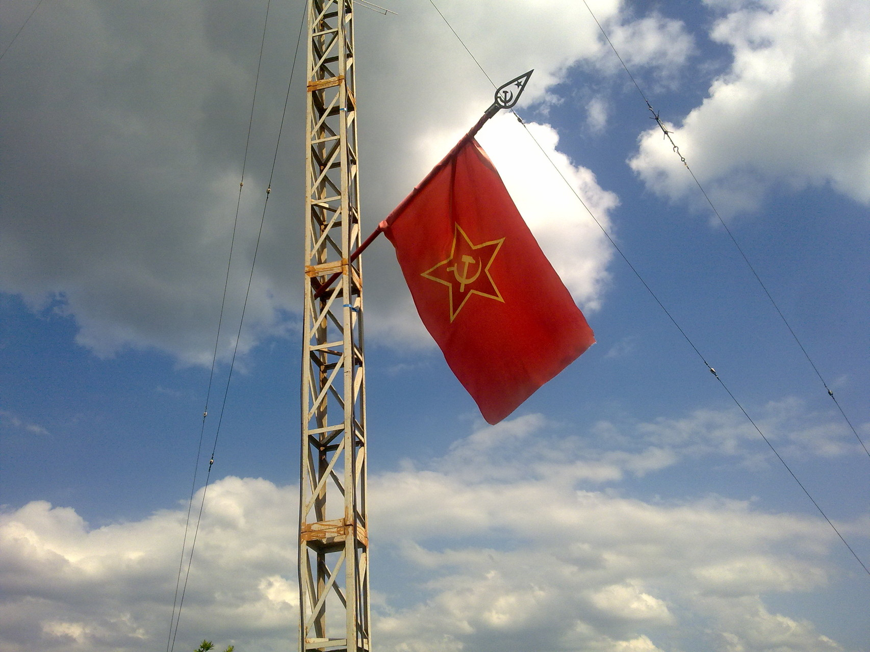 The Victory Day and Popovs Radio Day in RY6Y QTH