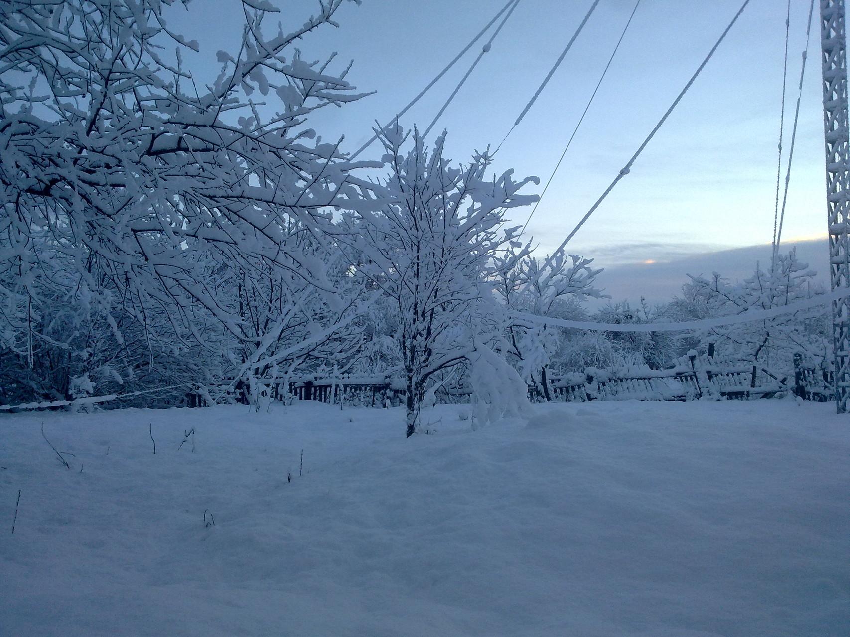 Winter sights