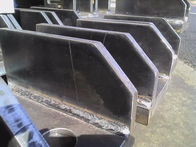 12mm、25mm鋼板 設備設置用台座