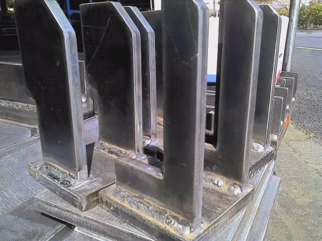 12mm、16mm鋼板 設備設置用台座
