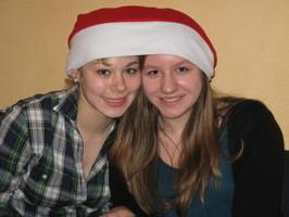 """""""Weihnachts""""-Feier am 17.01.2009"""