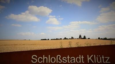 Schloßstadt Klütz - Feld und Mühle