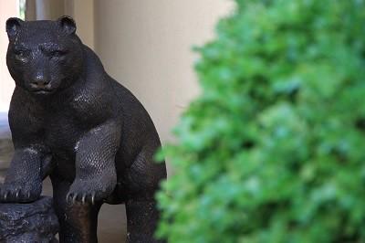 Bär-Statue