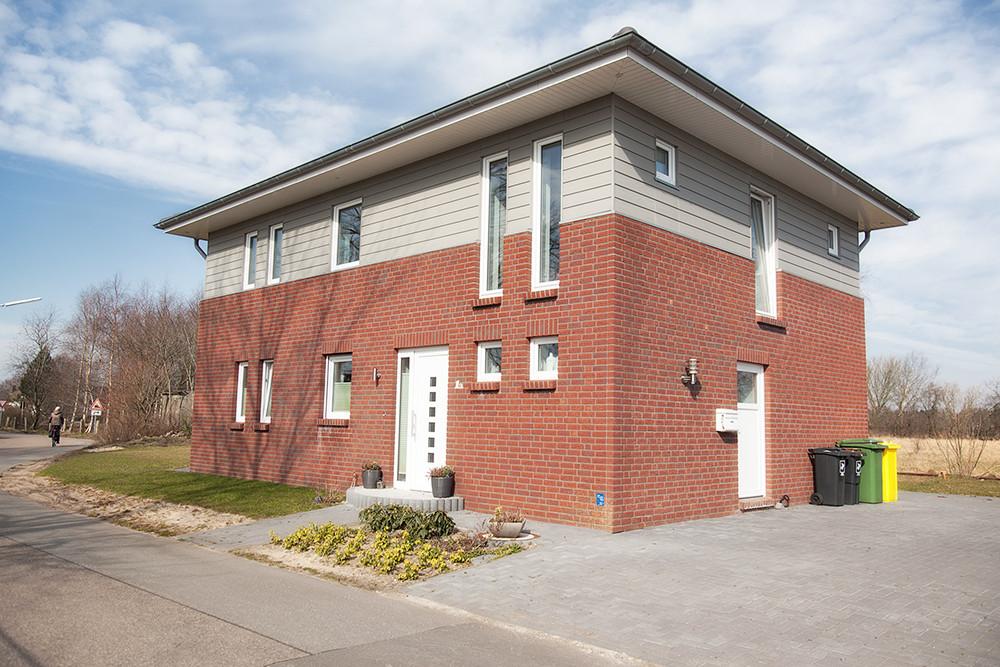 Handewitt ot handewitt moderne stadtvilla aus 2014 for Carport flensburg