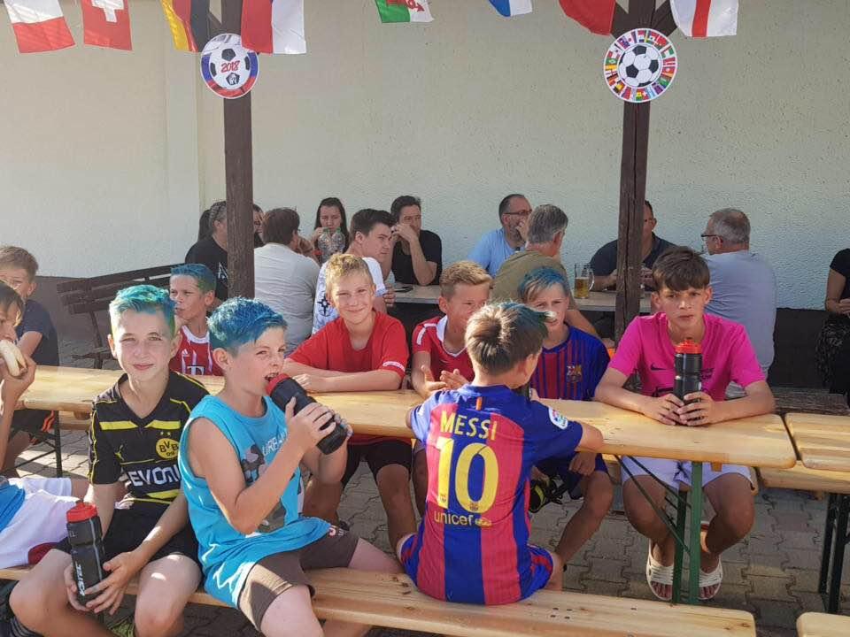 Familien Fussball Camp 2018