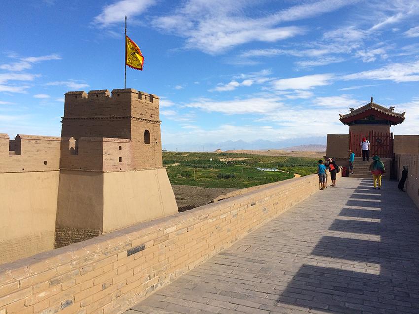 Jiayuguan,  Provinz Gansu, China
