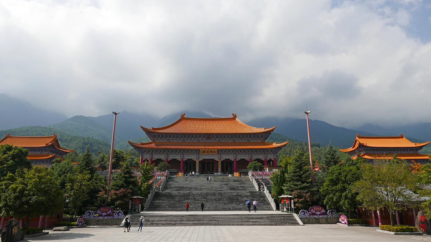 Chongsheng-Tempels, Provinz Yunnan, China