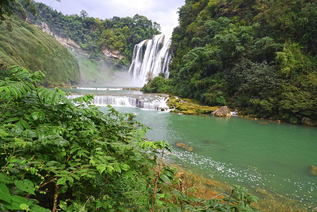 Huangguoshu-Nationalpark, Provin Guizhou, China