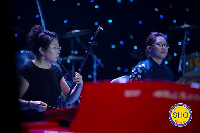 刘美子,中国所长的SHO,研究所在深圳