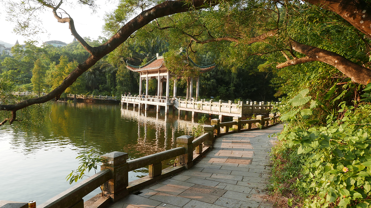 Silbersee, Shenzhen, China