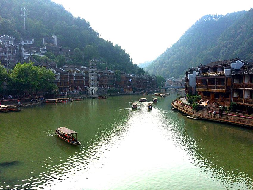 Fenghuang, Provinz Hunan, China