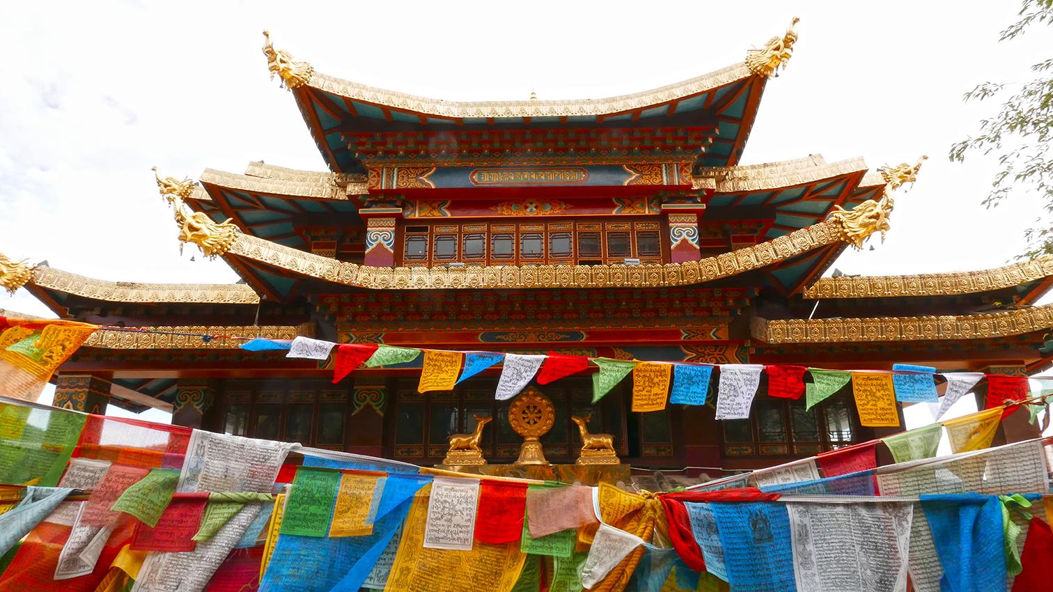 Guishan, Shangrila, Provinz Yunnan, China