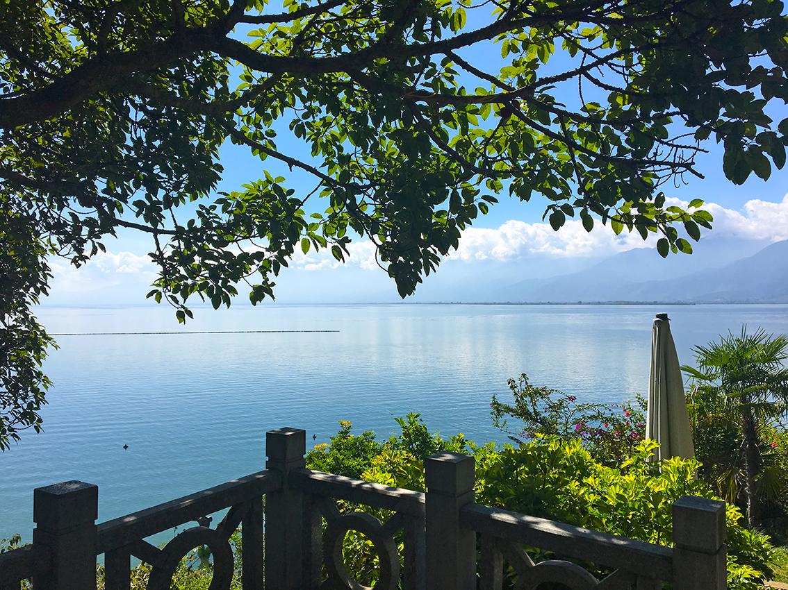 Insel Nanzhao, Erhaisee, Provinz Yunnan, China