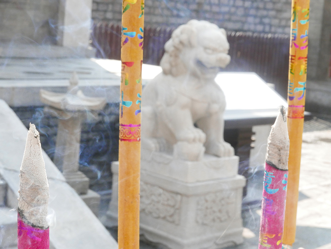 Konfuzius-Tempel, Beijing, China