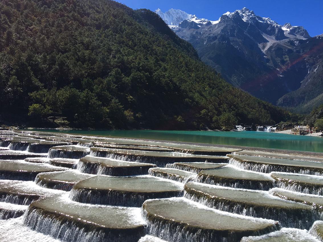 Nationalpark Jade-Drachen Schnee-Berg, Provinz Yunnan, China