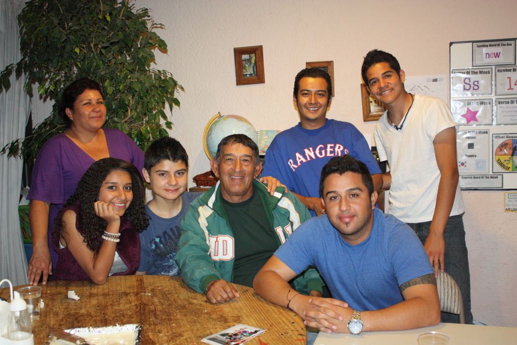 Julio's family
