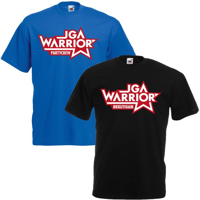 JGA Warrior   H 104/H105