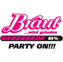 Junggesellinnenabschied - Braut - Party on