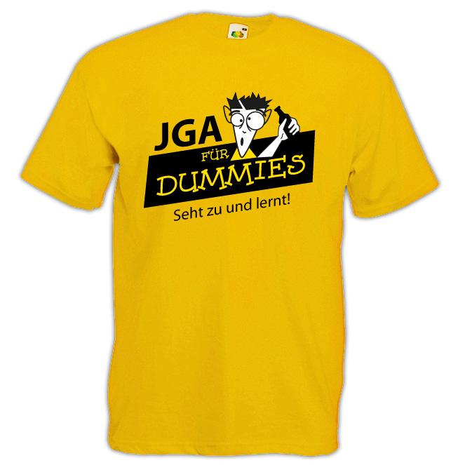 JGA für Dummies