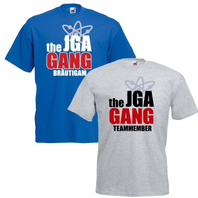 The JGA GANG | H116/117
