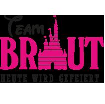 Junggesellinnenabschied - Team Braut Schloss Diseny