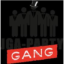 Junggesellenabschied - JGA Party Gang