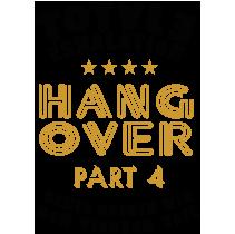 Junggesellenabschied - Hang over 4