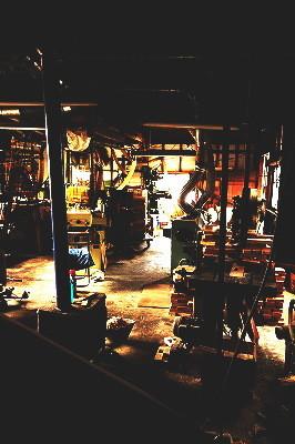 台屋 工場