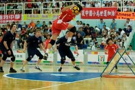 Photo site tchoukball