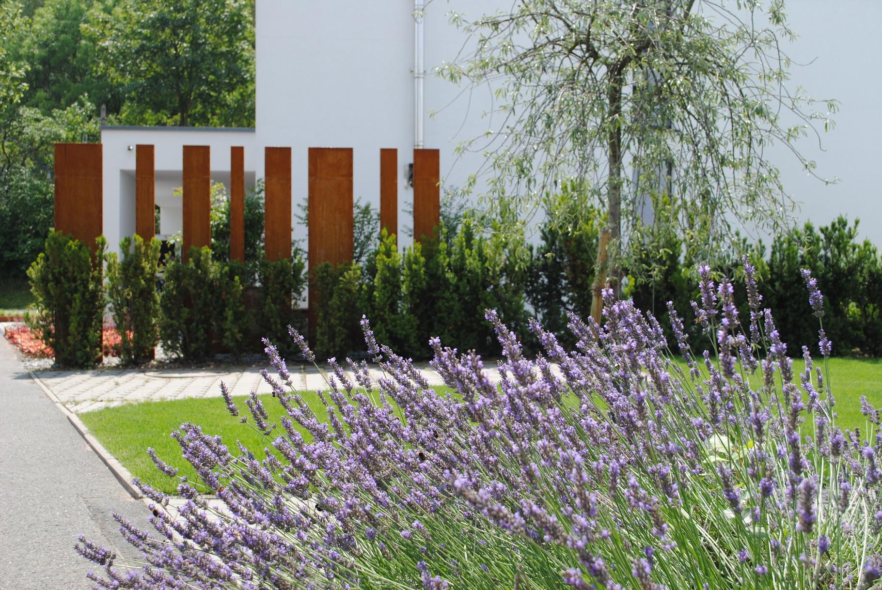 gartenstruktur - gartengestaltung und landschaftsarchitektur laura, Garten Ideen
