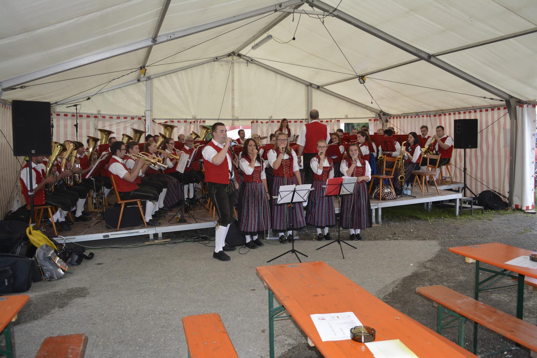 Bergfest in Haidgau