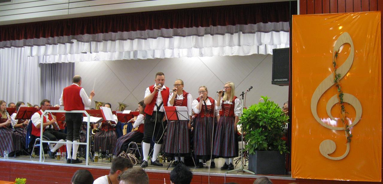 Pfingsfest in Daugendorf