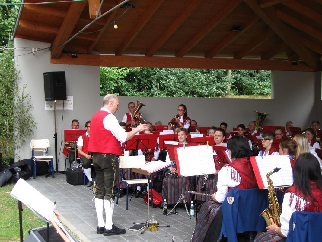 Gartenfest in Mietingen