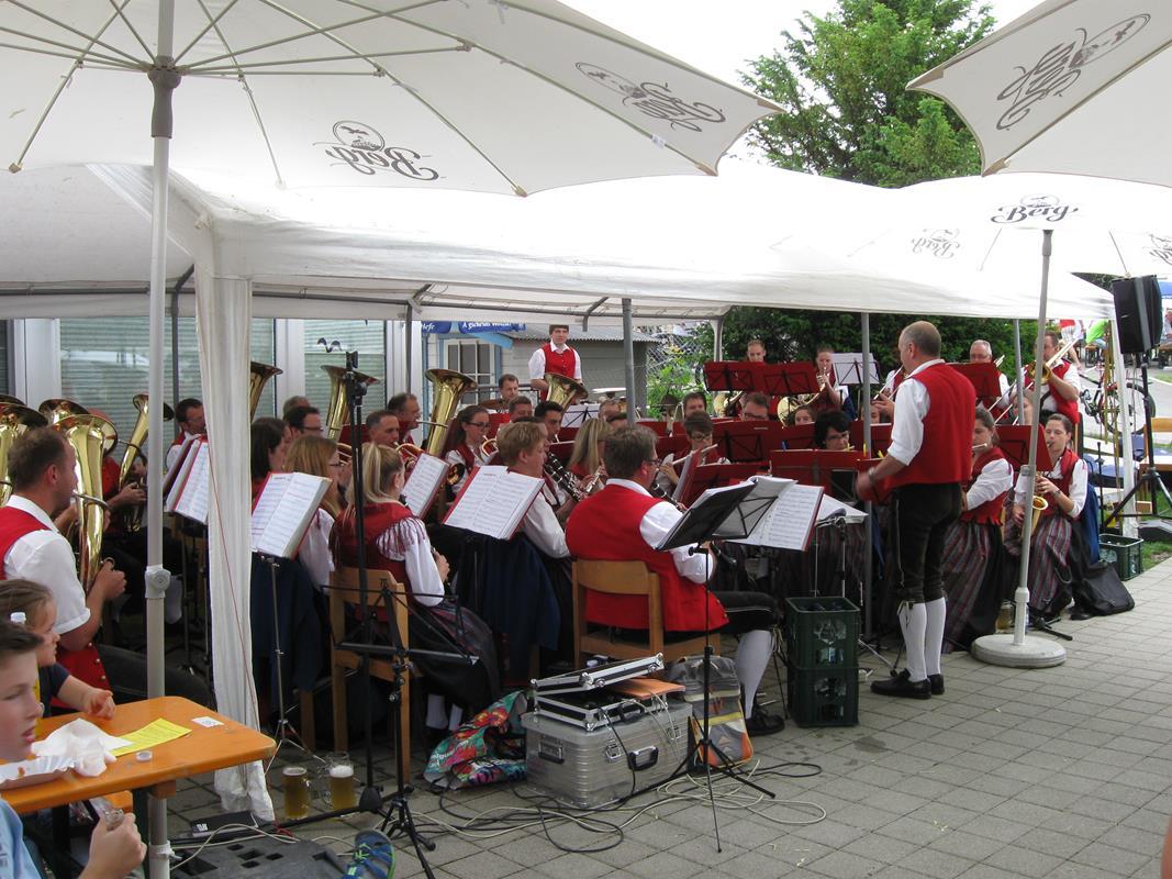 Dorffest Hochdorf