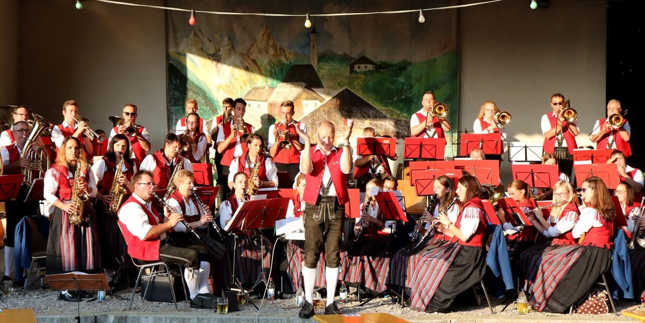 Schmalzhüttenfest in Oberstetten