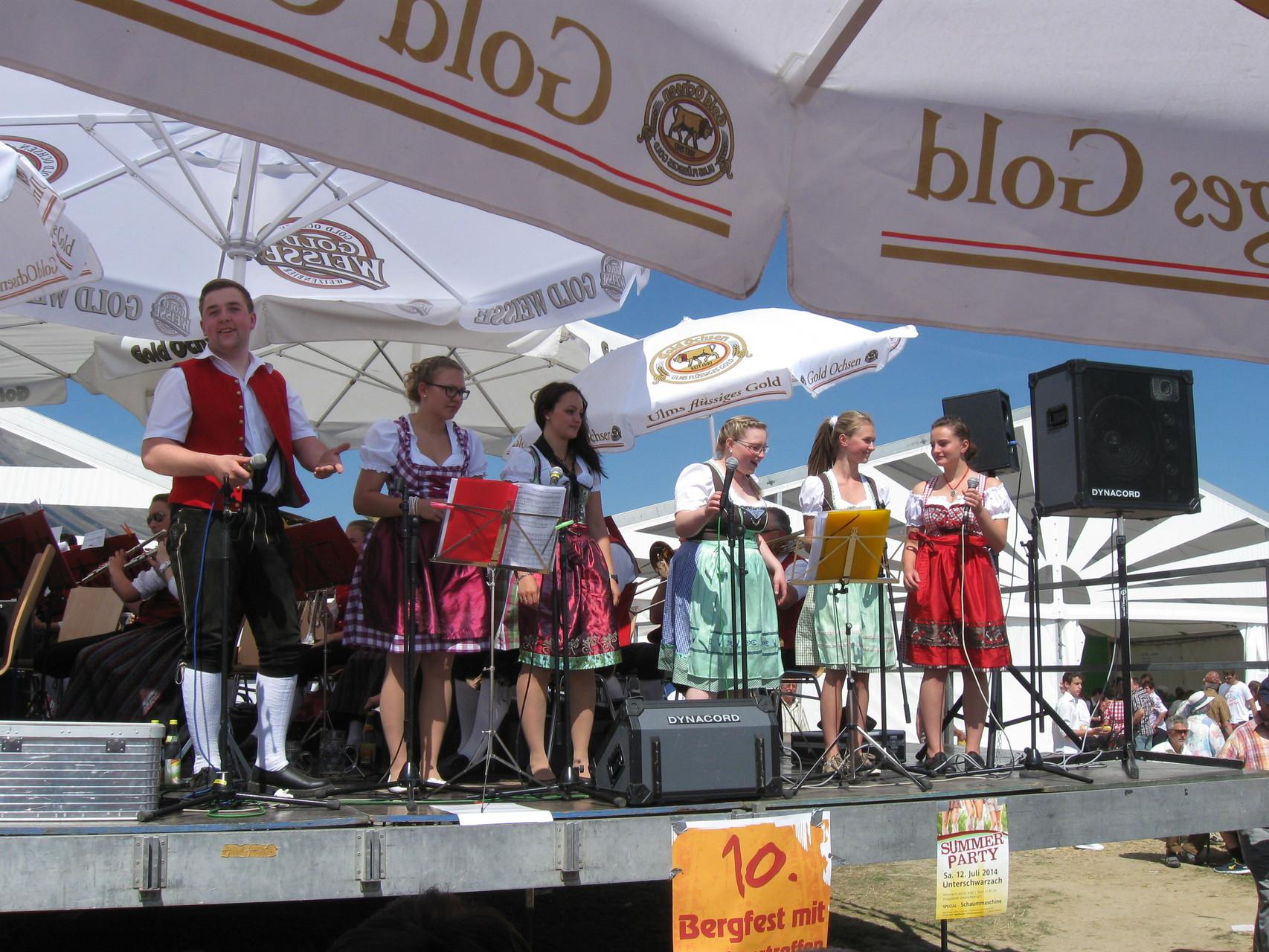 Kreismusikfest in Ellwangen