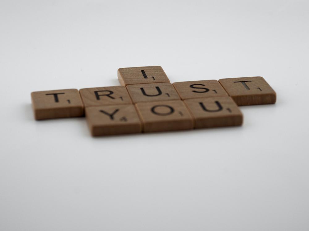 Echtsein: es geht um's Vertrauen