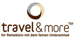 Sponsoren-Logo Travel & More