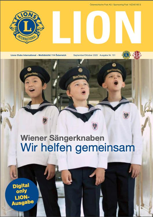 LION Magazin
