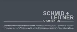 Sponsoren-Logo Schmid & Leitner Architekten