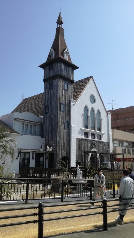 愛知県知多市 中古コンテナ12ft現状品設置