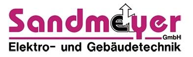 Logo der Firma Sandmeyer Elektro- und Gebäudetechnik