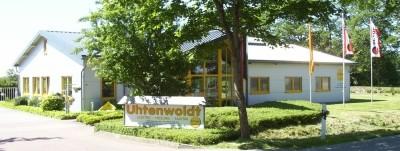 Foto vom Firmensitz der Firma Uhtenwoldt