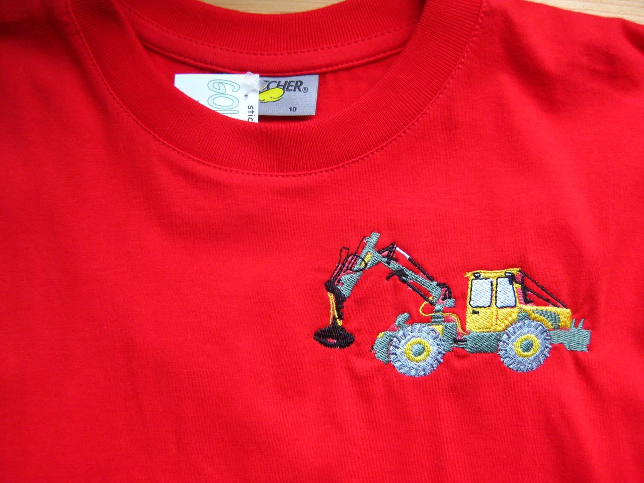 T-Shirt mit HSM