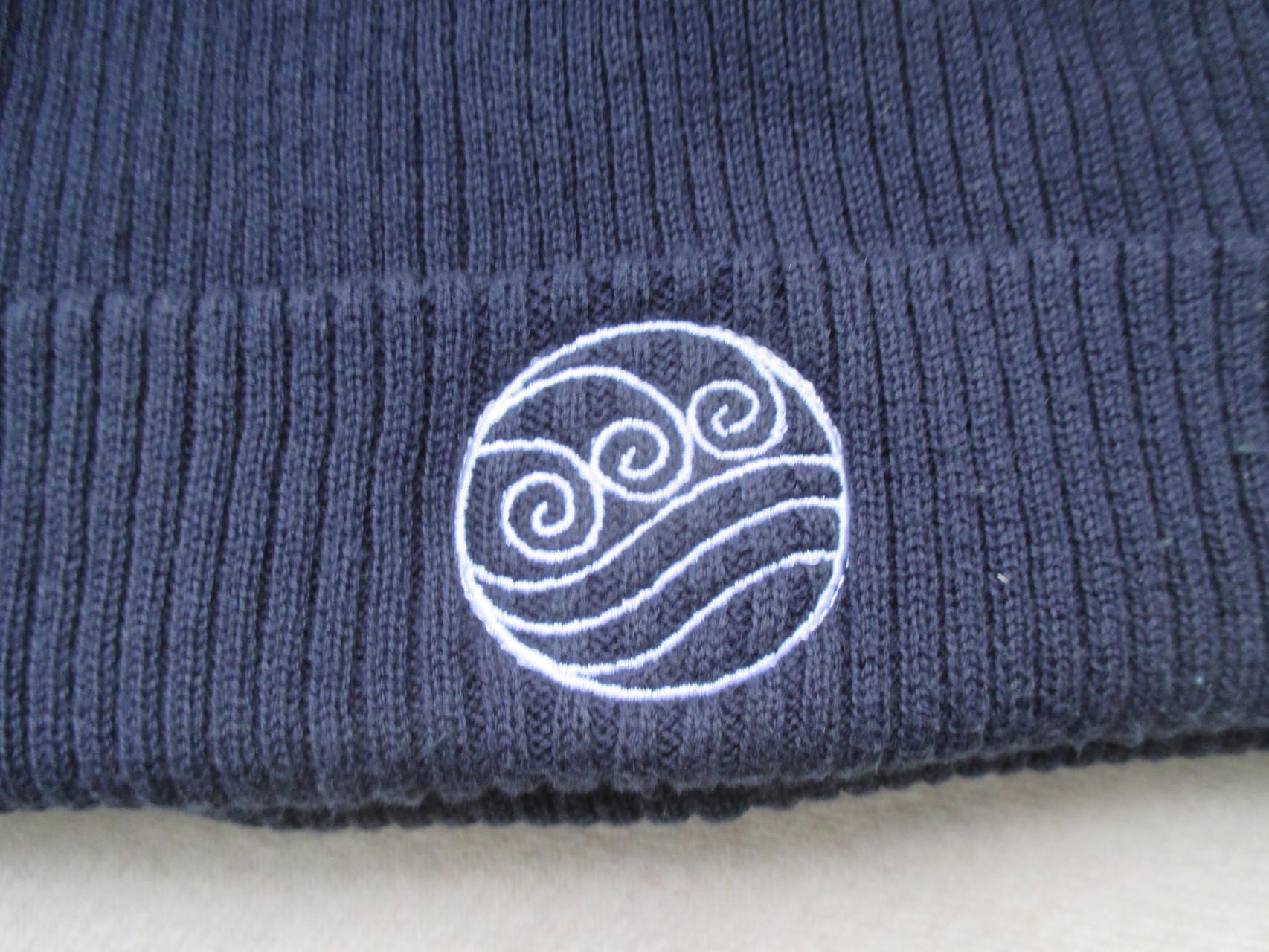 Mütze mit Symbol