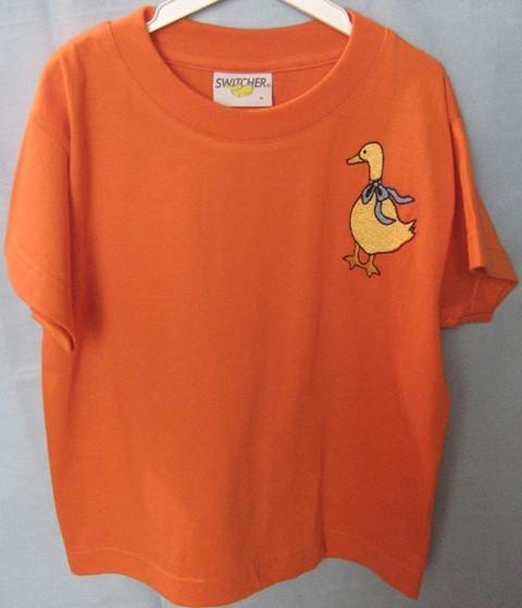 T-Shirt mit Ente